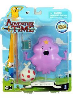 "Adventure Time LUMPY SPACE PRINCESS Action Toy Play Figure 5"" MIP CN Cartoon NW #AdventureTime"