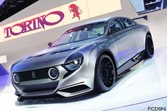 Torino 380 Concept by Facundo Castellano Dávila Ford Torino, Automotive Art, Sport Cars, Custom Cars, Concept Cars, Cars And Motorcycles, Cool Cars, Dream Cars, Automobile