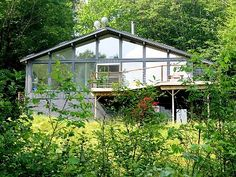 Modern Catskills Mtn Villa , Heated private Pool, 10 acres, views,Vacation Rental in Swan Lake from Lake House Rentals, Vacation Rentals, Vacation Ideas, Vacations, Livingston Manor, Retreat House, Catskill Mountains, Getaway Cabins, Heated Pool