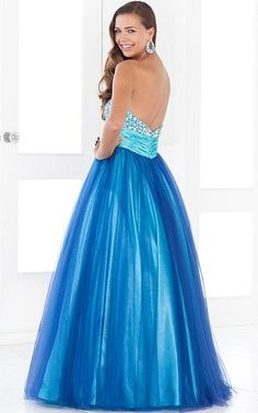maturitní šaty Blush3
