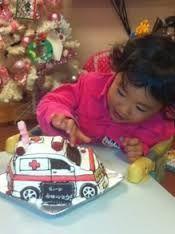 「救急車 オーダーケーキ」の画像検索結果