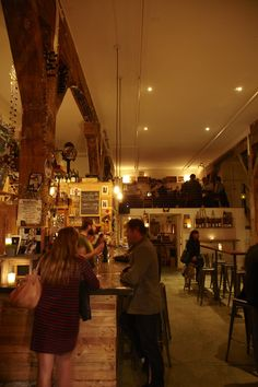 Cozy and charming candlelit wine bar and wine merchant