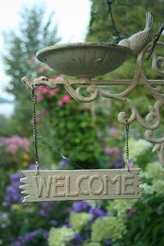 *Welcome
