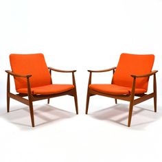 Model 138 Easy Chairs