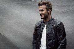 David Beckham Poses for Mr Porter Shoot, Talks Personal Style