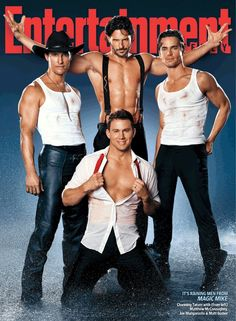 Hello Magic Mike! Channing Tatum and His Hot Co-Stars Get Soaking Wet (PHOTO) - wetpaint.com - via http://bit.ly/epinner