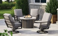 Westport Aluminum Outdoor Sofa & Lounge Chair Collection