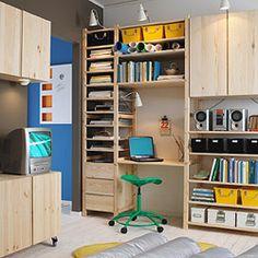 SALE: Complete set of spacious IVAR shelving (IKEA), Geneva/Eaux Vives - English Forum Switzerland