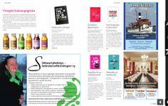Väriä kokoustarjoiluihin hedelmäsmoothiella - Froosh & Evento-lehti 8/2013