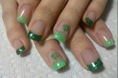 St. Pats nails