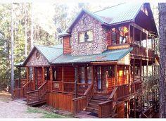 Broken Bow Adventures| Luxury Cabins Rentals in Beavers Bend Oklahoma