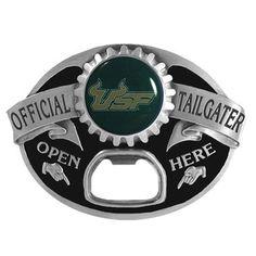 S. Florida Bulls Tailgater Belt Buckle