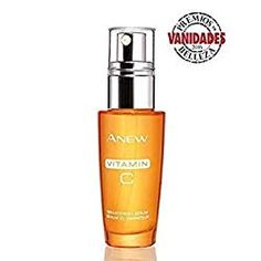 Anew Vitamin C Brightening Serum. Vitamin C Brightening Serum is a patented formula that contains a high concentration of pure Vitamin C, which protects skin from sun, pollution and other aggressors. Best Skin Care Routine, Skin Care Regimen, Skin Care Tips, Beauty Regimen, Skin Routine, Vitamin C, Anti Aging Skin Care, Natural Skin Care, Lotion