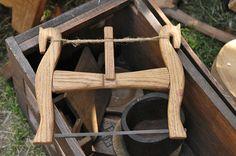 Viking saw - like the horse shape, chairs maybe?
