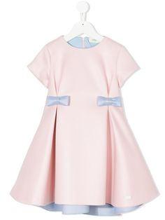 Fendi Kids bow dress