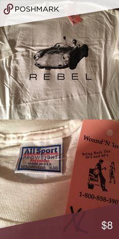 James Dean XL Vintage TShirt NWT James Dean XL Vintage TShirt NWT Shirts Tees - Short Sleeve