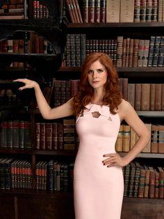 Suits' Sarah Rafferty Spills on Season Four   OK! Magazine