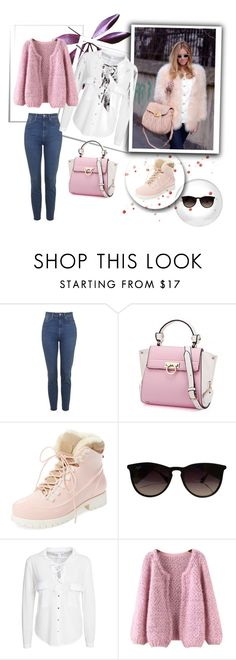 """Untitled #15"" by almma-karic ❤ liked on Polyvore featuring Australia Luxe Collective, Ray-Ban, NLY Trend and Chicnova Fashion"