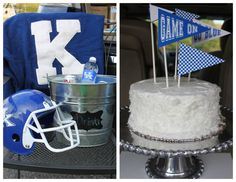 Mirabelle Creations: {Mirabelle Creations Party} -- Tailgating Party Ideas and Free Printables