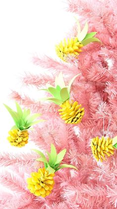 on to Summer With These DIY Pineapple Pinecone Ornaments Make your Christmas tree really stand out with DIY pineapple ornaments made from pinecones.Make your Christmas tree really stand out with DIY pineapple ornaments made from pinecones. Summer Christmas, Noel Christmas, Christmas Ideas, Green Christmas, Outdoor Christmas, Hawaiian Christmas Tree, Christmas Christmas, Vintage Christmas, Pinecone Ornaments