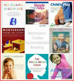 A Guide to Montessori Toddler Resources (KLP Link Up)