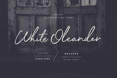 White Oleander Handw
