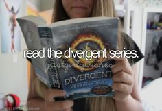 I freakin loved Divergent!! Never read the books but I watched it over n over when I rented it:) lol