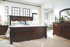 Porter 5-Piece King Master Bedroom, , large