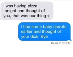"Remember your ""things"": 