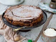 Chocolate and Rum Cake Recipe - Viva