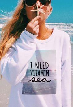 Vitamin Sea please!