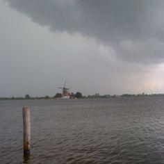 Dutch view sailing