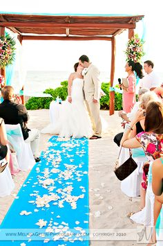 El Dorado Royale Destination Wedding #beachweddings @Karisma Hotels