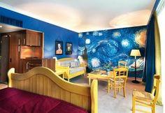 Starry Night Room