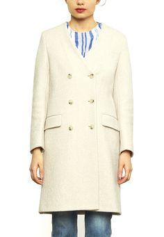 Filippa K Linea Coat Kappa, Coat, Jackets, Fashion, Scale Model, Down Jackets, Moda, Sewing Coat, La Mode