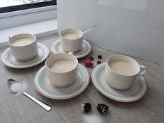 Hygge, Brown Band, Vintage Kitchen Decor, Parfait, Etsy Vintage, Stoneware, Japan, Tableware, Shop