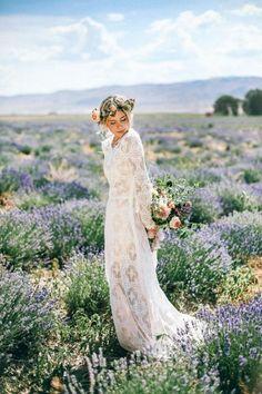 Long sleeve wedding dresses