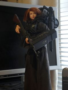 come on kerberos jin roh fans, post your collection! - OSW: One Sixth Warrior Forum Jin Roh, Fans, Art Pics, Goth, Collection, Style, Gothic, Swag, Goth Subculture