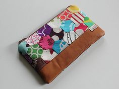 Melinda Zipper Pouch ~ ithinksew PDF Sewing Pattern