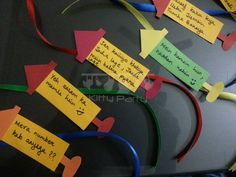 Holi special wrist bands with cool quotes. Kitty Party Games, Kitty Games, Cat Party, School Decorations, Diy Party Decorations, Festival Decorations, Holi Pichkari, Holi Theme, Holi Gift