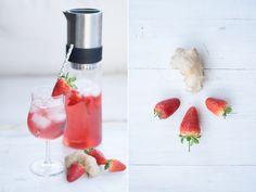 Strawberry-Ginger-Tea