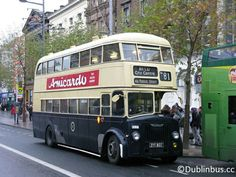 CIE bus from remember the days Europe Eu, Buses And Trains, Bus Coach, Dublin City, Busses, Ireland Travel, Back In The Day, Old Photos, Croatia