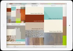 Snap | Store | Share | Capture all of your flooring, paint, tile, and finish ideas on your iPhone or iPad. Create Swatches of all the things in your world.