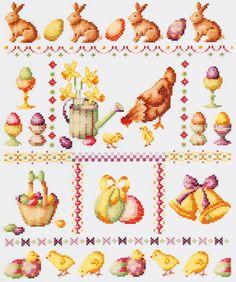 (1) Gallery.ru / Foto # 1 - Paskha/Easter_4/freebies - Jozephina