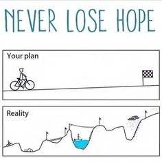 Never lose hope! God's plan is never our plan! But keep with it and praying and he will bring you to it.