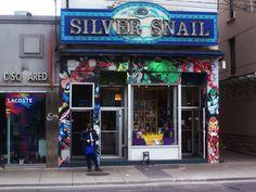 Silver Snail Comic Shop