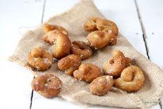 Sabores de colores | Recetas deliciosas para cualquier ocasión.: Rosquetes canarios de Lala. Receta tradicional.