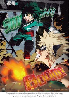Boku no Hero Academia 89: All for One's Sake at MangaFox.me