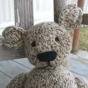 The Teddy Bear That Saved Me  - via @Craftsy