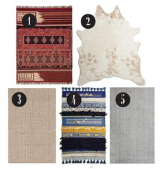 A Complete Guide to Buying Your Perfect Rug is part of Living Room Rug Ceilings - We have been on a mad rug hunt now that we're trying to furnish our dining room space After a good six months of having a big 'ol empty room, Room Rugs, Rugs In Living Room, Home Decor Inspiration, Design Inspiration, Pod Chair, Basement Layout, Transitional Home Decor, Unique Rugs, Buy Rugs